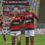 Flamengo São Paulo 2021