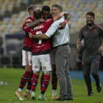 Renato Gaúcho Flamengo 5x1 São Paulo