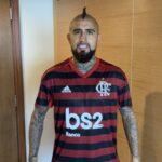 Vidal Flamengo