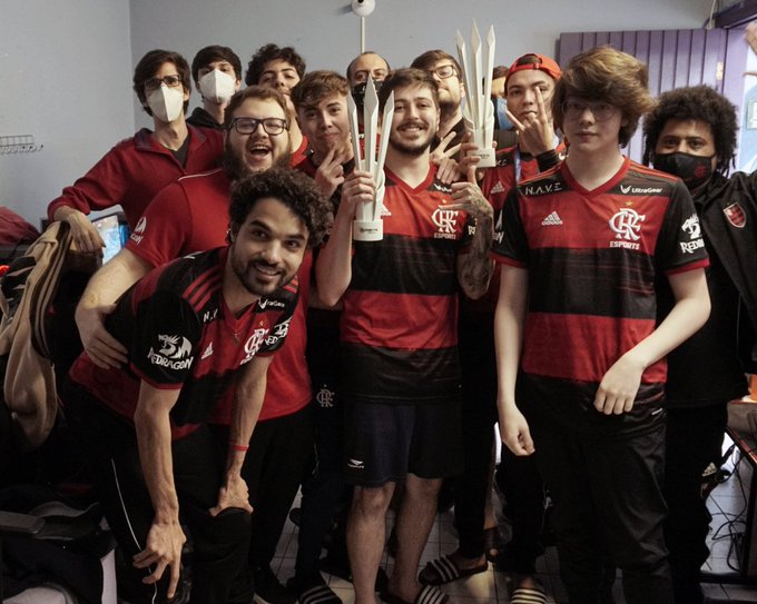 Fan token Flamengo eSports