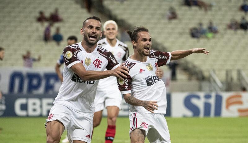 Ninguém segura! Michael se isola no top 5 da artilharia do Flamengo na temporada