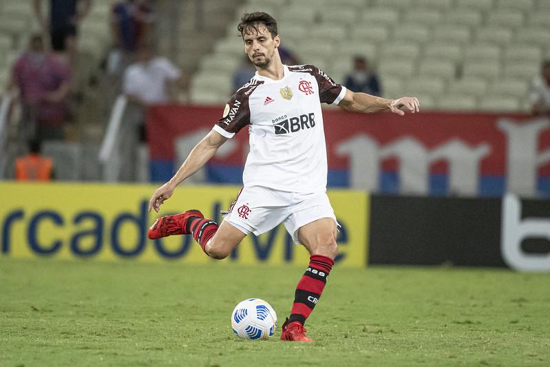 Rodrigo Caio Fortaleza 0x3 Flamengo
